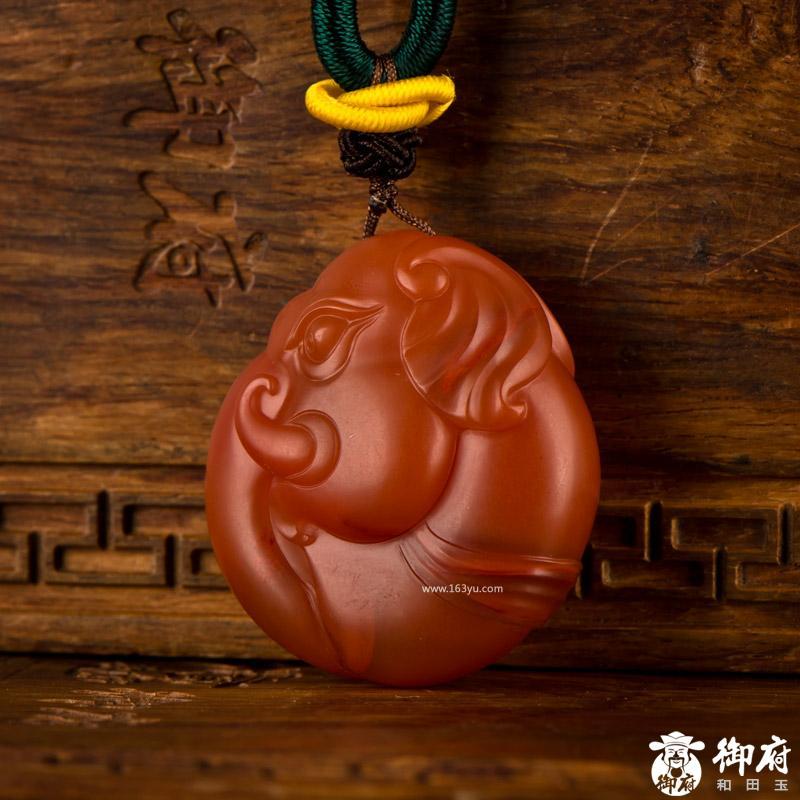 大象玉石玛瑙雕刻设计图